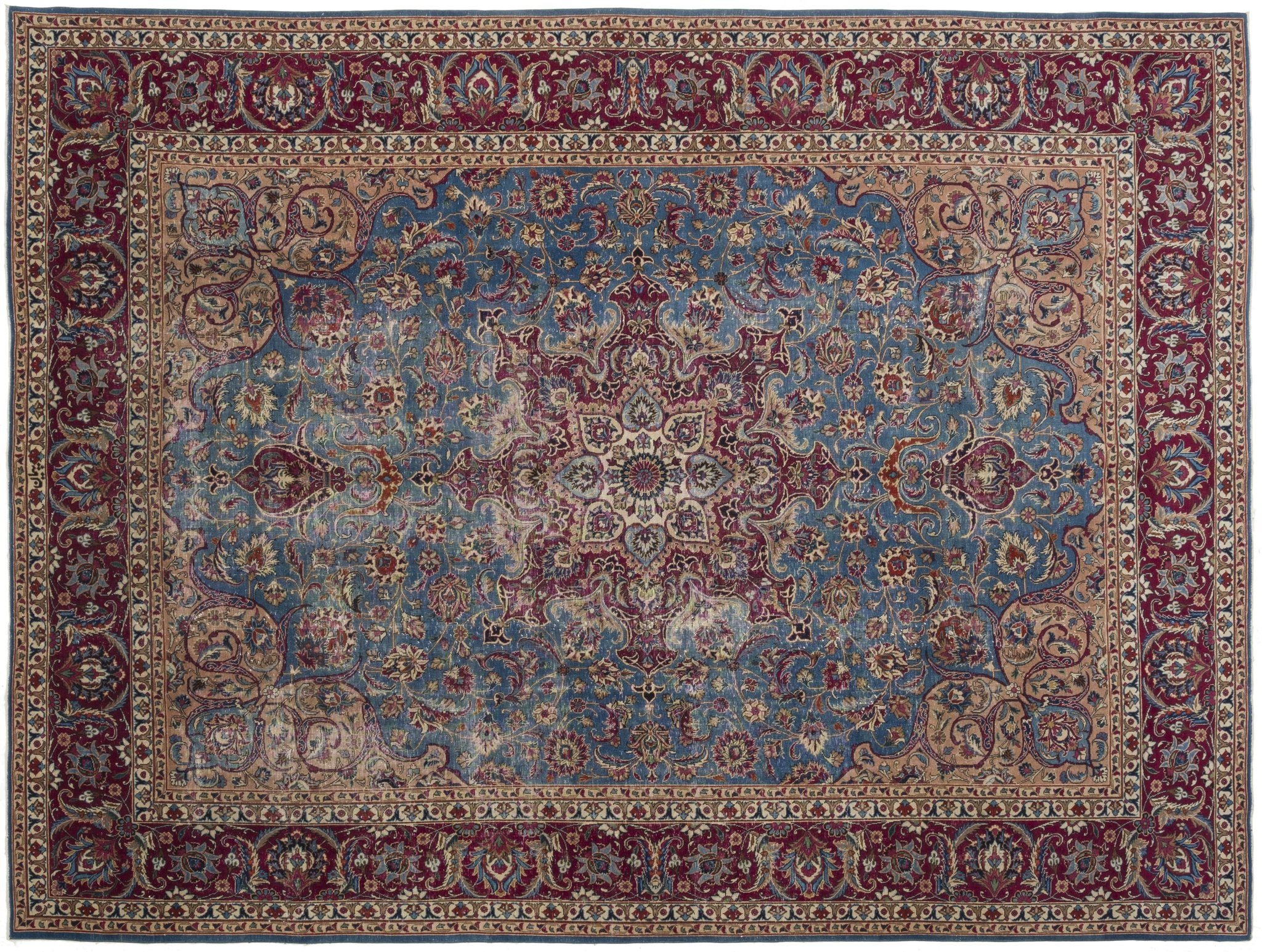 Vintage Persian Style Rug Youn