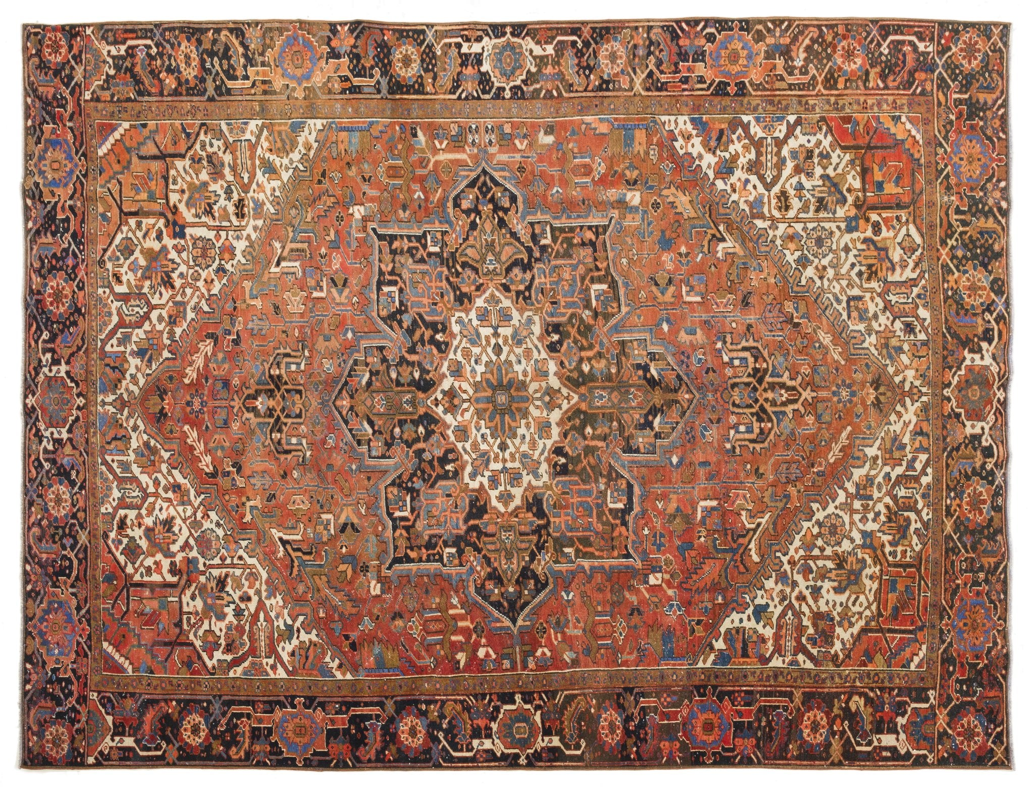 Vintage Turkish Rug Heimfrid