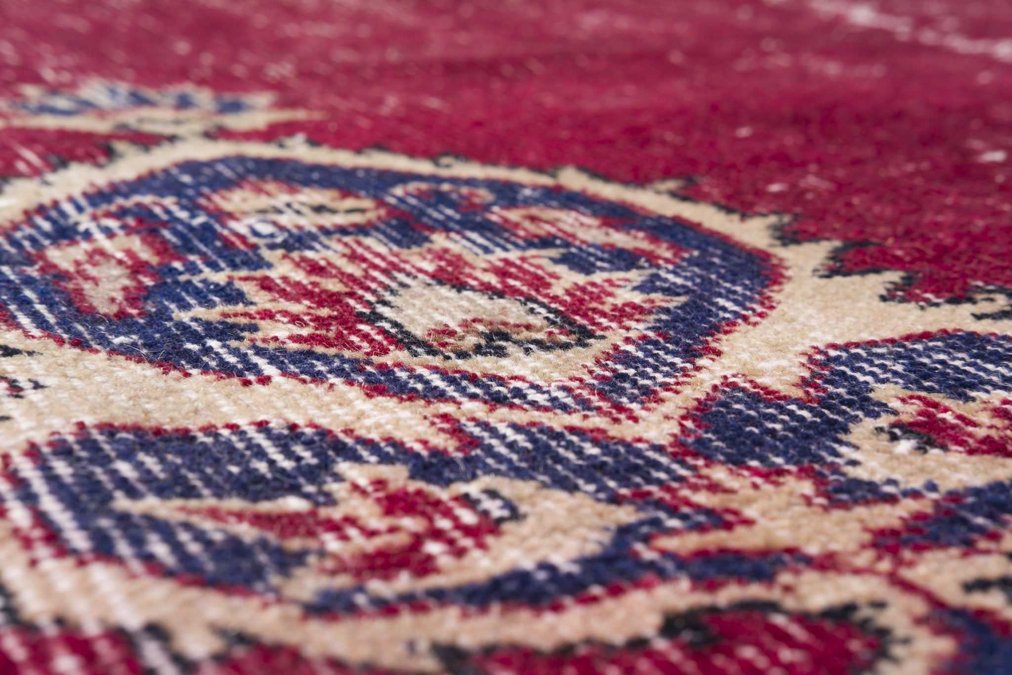 Vintage Turkish Rug Lionella