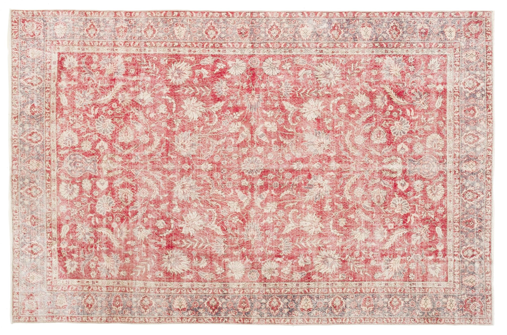 Vintage Turkish Rug Myrtle