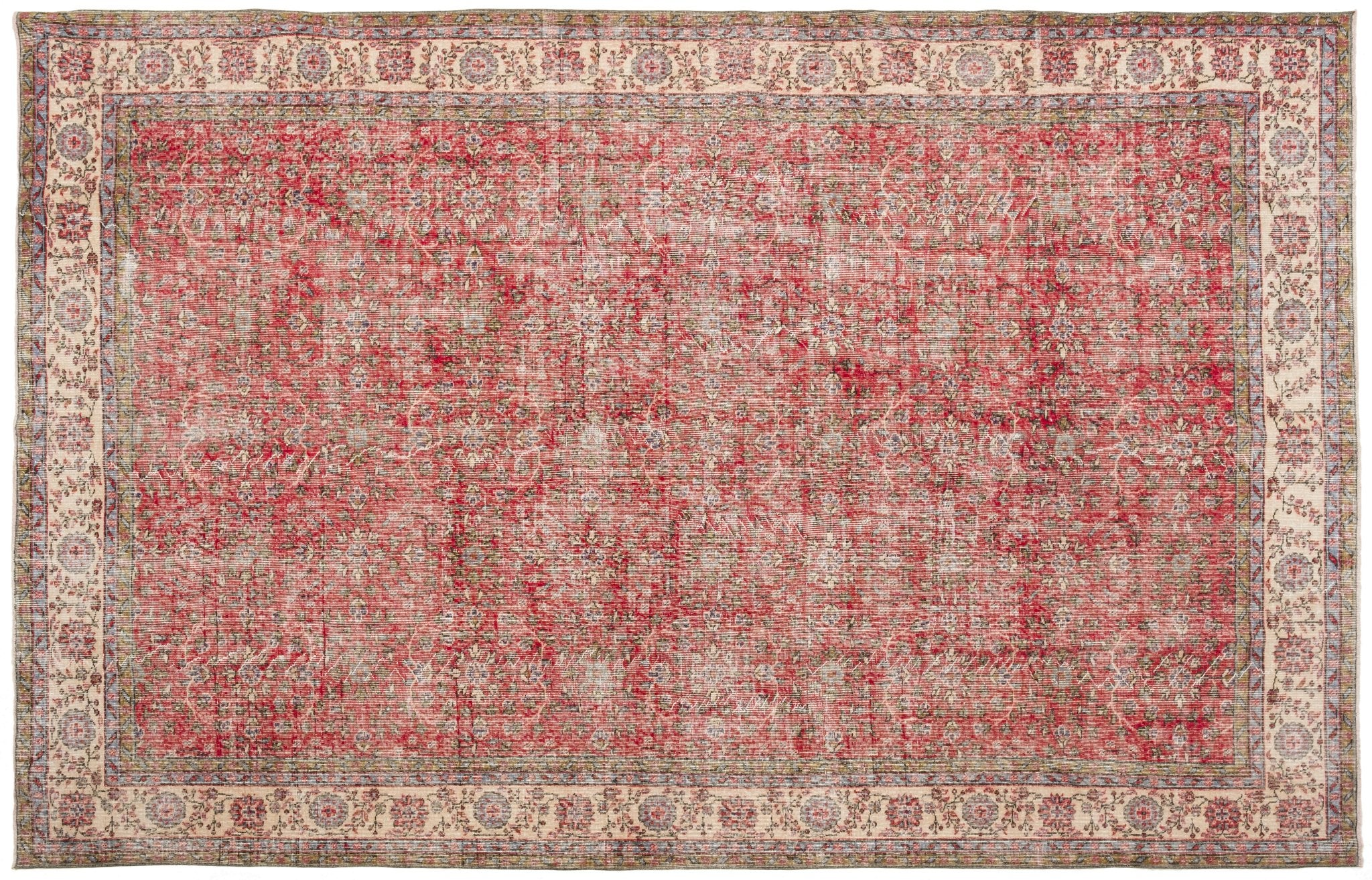 Vintage Turkish Rug Semire