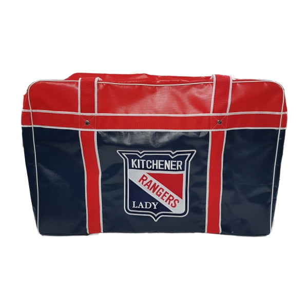 Lady Ranger Equipment Bag - Leather Vinyl
