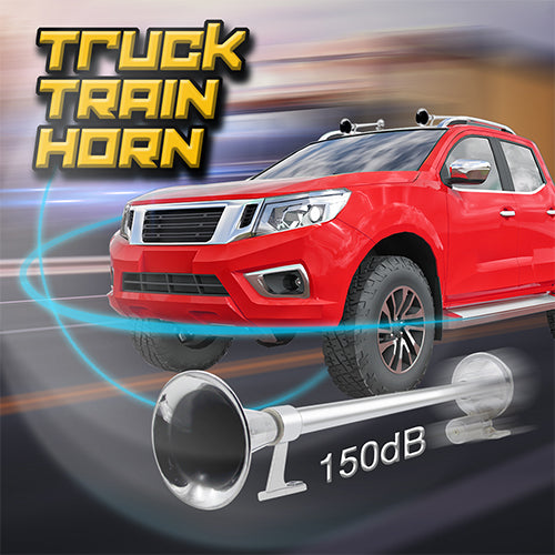 Super-Loud 150dB 12V Truck Train Horn