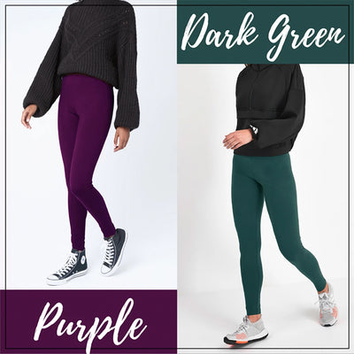 S-Shape™ Fleece-Lined Leggings