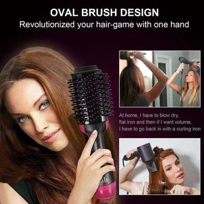 2 in 1 Fashionable Electrical Hairdryer