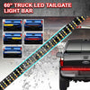 "WildRidez™ Triple-Row 60"" LED Truck Tailgate Light Bar"