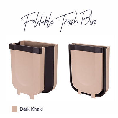Wall Foldable Trash Bin