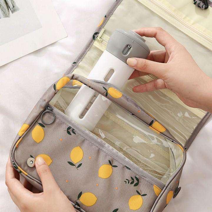 Leak Proof Compact 4 in 1 Traveling Bottle Set