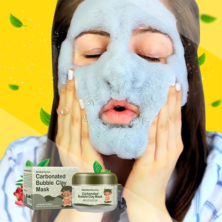 Beauli™ Carbonated Clay Mask