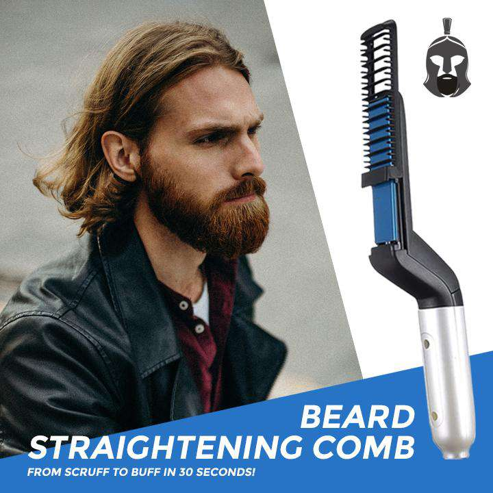 Bearded Knights™ Straightener Comb