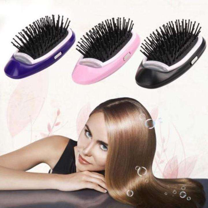 Beauty Electronic Ionic Hairbrush