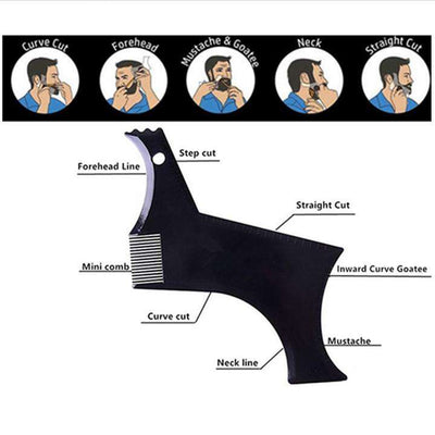 Bearded Knights™ Multi-Styles Bread Shaper