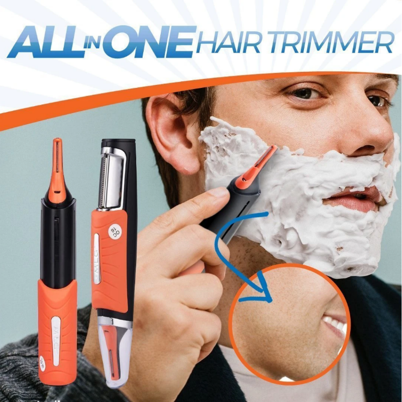 Men All-In-One Hair Trimmer Portable