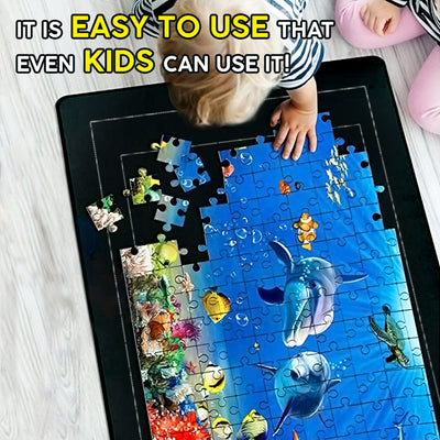 Puzzle Easy-Roll Mat