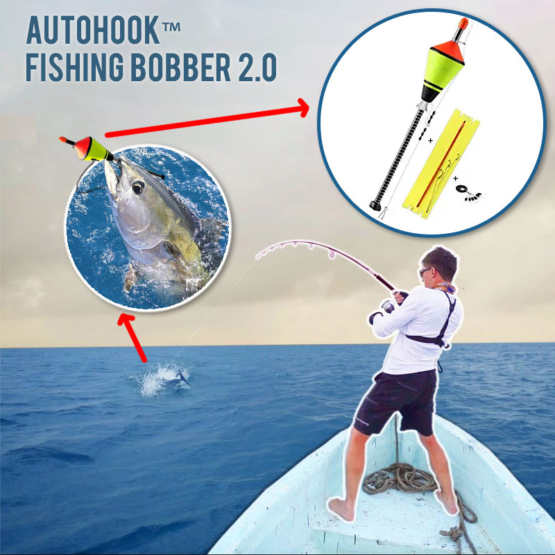 AutoHook™ Fishing Bobber 2.0