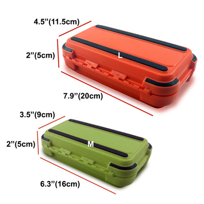 Adjustable Waterproof Fishing Tackle Box