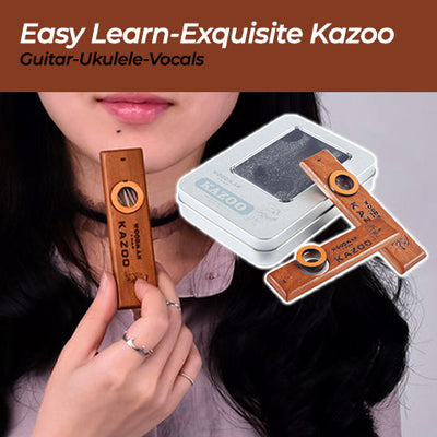Easy-Play Exquisite Kazoo