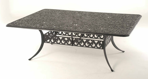 "Chateau Extendable 76""Dining Table"