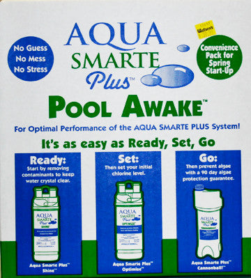Aqua Smarte Plus Pool Awake! start-up kit