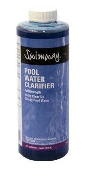 Clarifier for pool Water