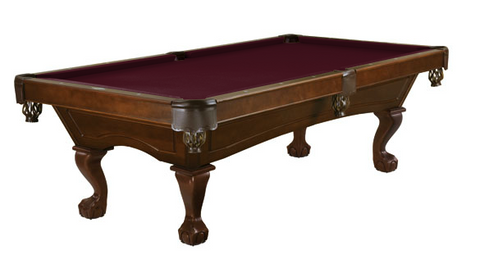 Allenton Pool Table Brunswick Billiards And Pool Tables Clover - Brunswick diamond pool table