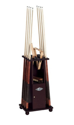 Contender Floor Rack-chestnut