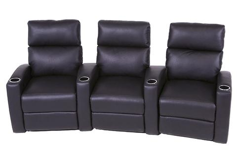 home theater furniture, home theater seating, recliners, leather furniture, sectionals