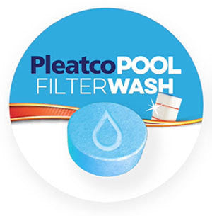 Filter Wash - Pool Cartridge Cleaning Tablets
