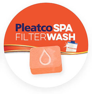 Filter Wash - Spa Cartridge Cleaning Tablets