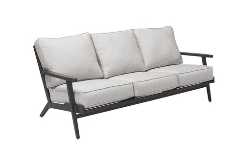 Adeline Outdoor Aluminum Sofa | Outdoor Furniture – Clover ...