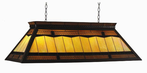 Billiard Light 3 shade Filigree  FIL-KD