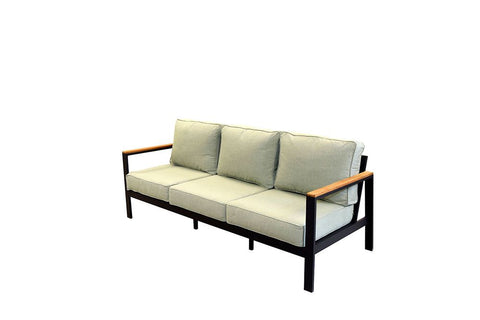 Huntington Deepseat Sofa Outdoor Furniture Rochester Ny Clover Home Leisure