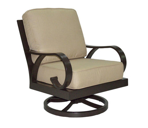 key largo swivel rocker, outdoor furniture, furniture for sale rochester