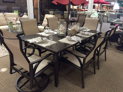 Key Largo Outdoor Dining Set Outdoor Furniture Clover Home Leisure