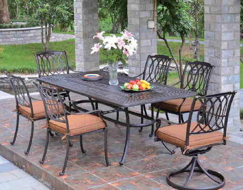 Outdoor Dining Patio Furniture Comfortable Mayfair Outdoor Cast