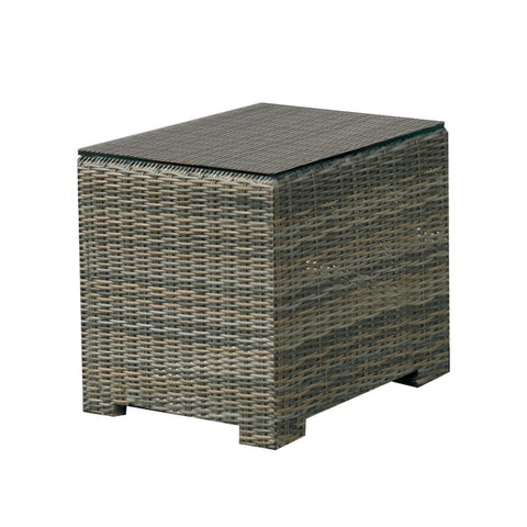 shop outdoor end tables, glass tables, wicker tables for sale