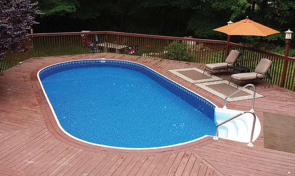 Radiant Inground Pools Swimming Pools Rochester Ny