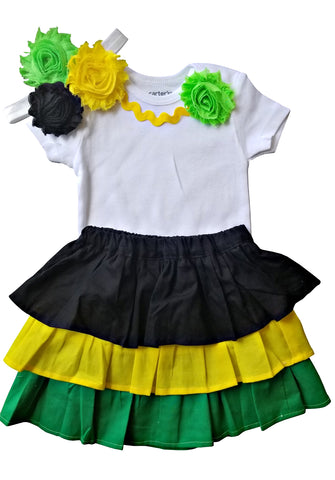 Baby outfit Jamaica Dress