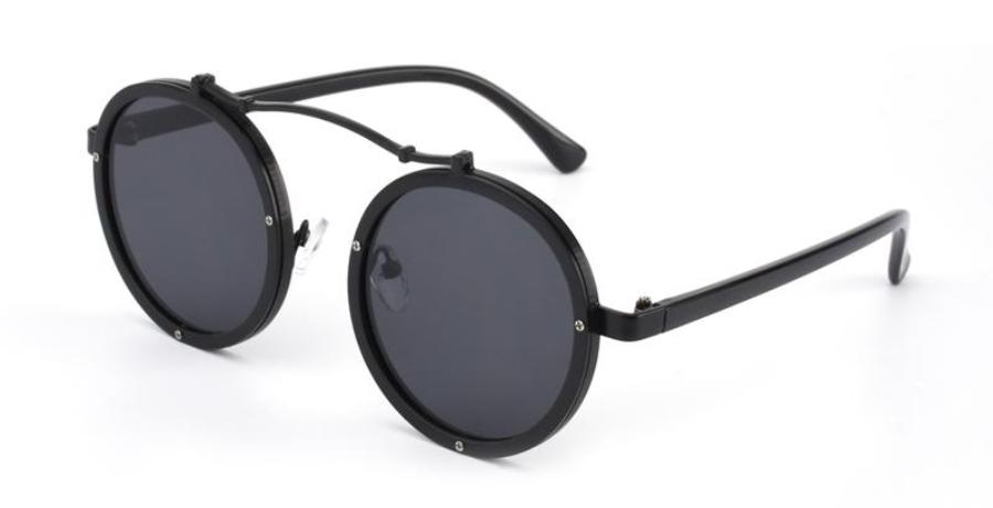 New Vintage Round Metal, Sunglass for Mens and Womens, Clothing - TheMarketHood