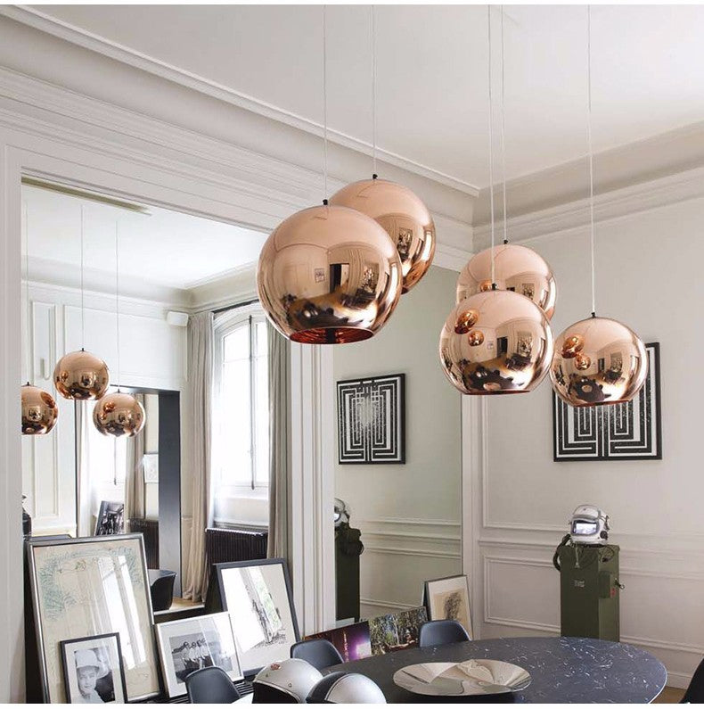 Modern Pendant Lights Globe, Smart Home - TheMarketHood