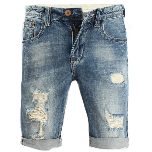 Summer New Streetwear Mid Jeans for Mens, Clothing - TheMarketHood