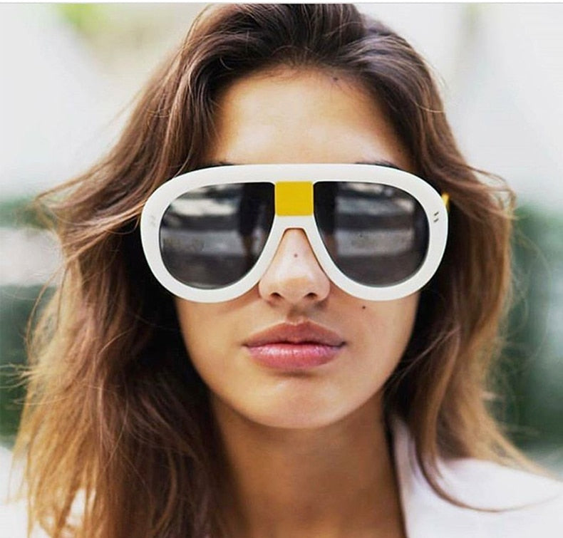 Fancy Oversized style sunglasses for womens