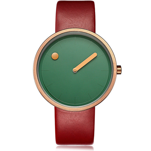 Luxury Quartz Watch for Womens, Leather Casual, Watches - TheMarketHood