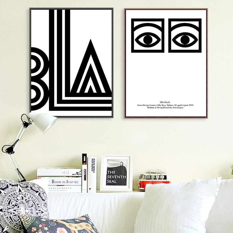 Vintage Abstact Poster Prints, Smart Home - TheMarketHood