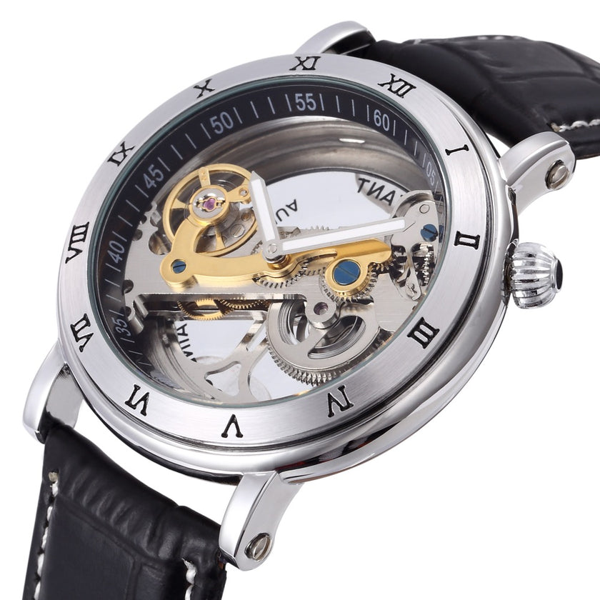 New Extraordinary Tourbillon Automatic Watch for Mens