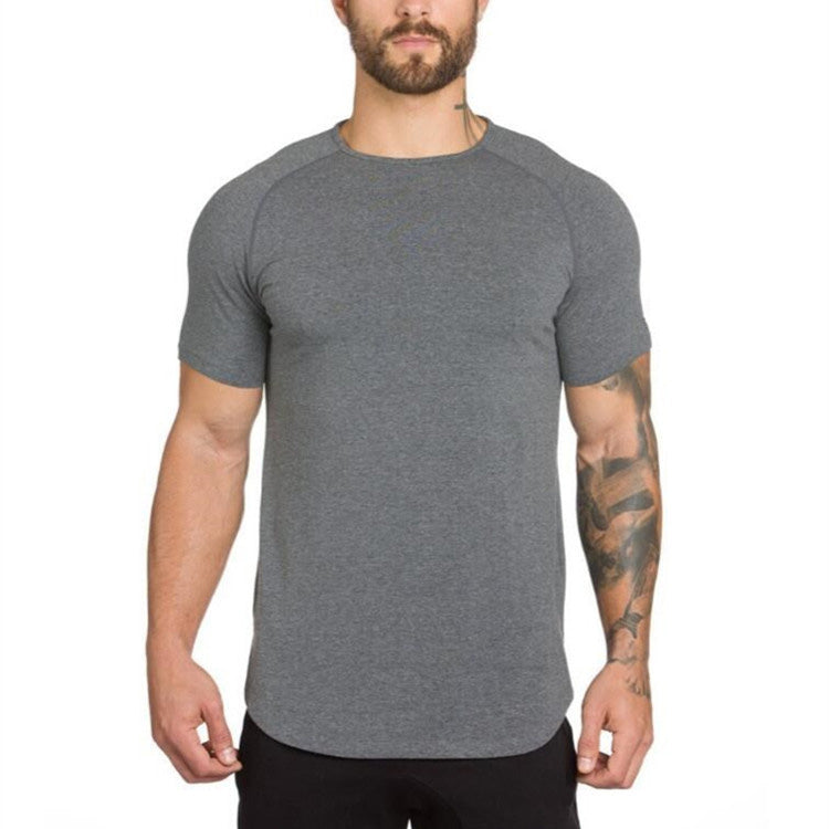 Fitness T-Shirt extend for Mens, Clothing - TheMarketHood