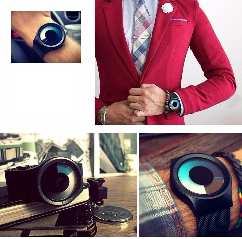 New Top Luxury Casual, Unisex Watch, Watches - TheMarketHood