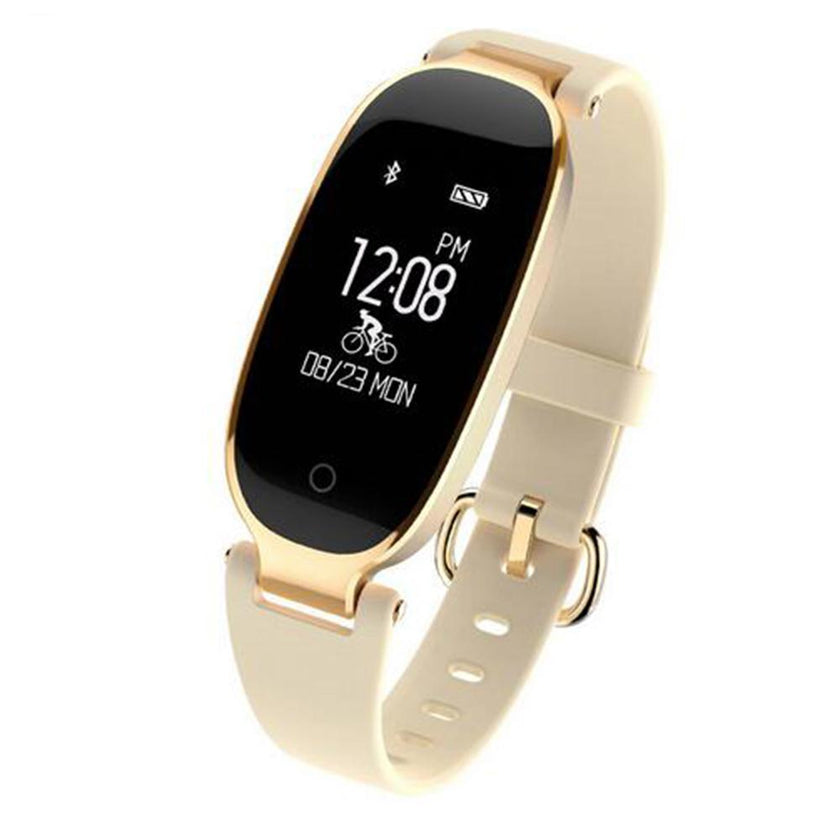New Fashion Bluetooth Smart Watch for Womens, Android iOS, Wearable Device - TheMarketHood