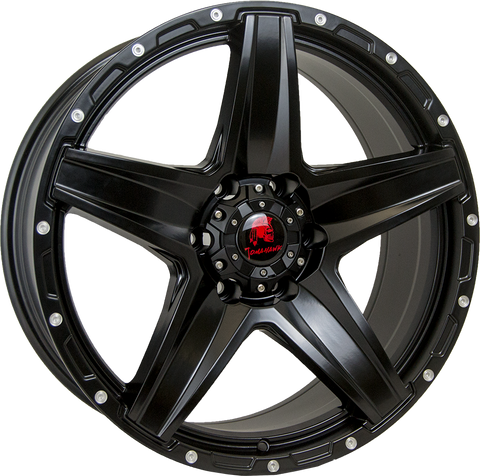 Apache Satin Black