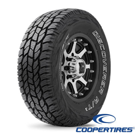 265/65R18 114T Cooper Discoverer A/T3